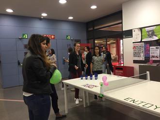 Alumni Pong: creando una experiencia lúdica