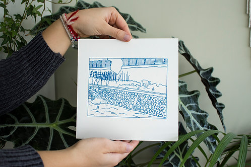 Limited Edition Blueprints Banshtitsa