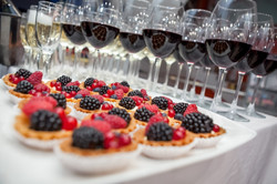 Wine and Berry Buffet