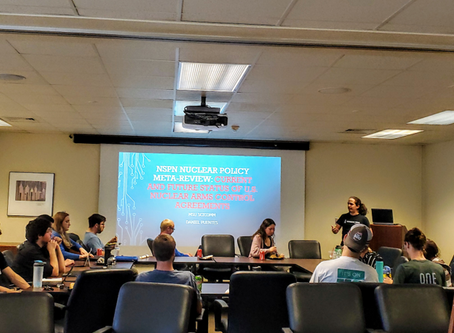 MSU SciComm holds Nuclear Weapons Policy Meta-Review