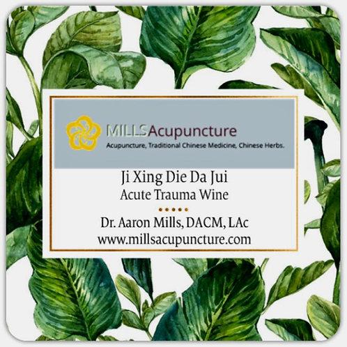Acute Trauma Wine- Ji Xing Die Da Jiu Pain Linament