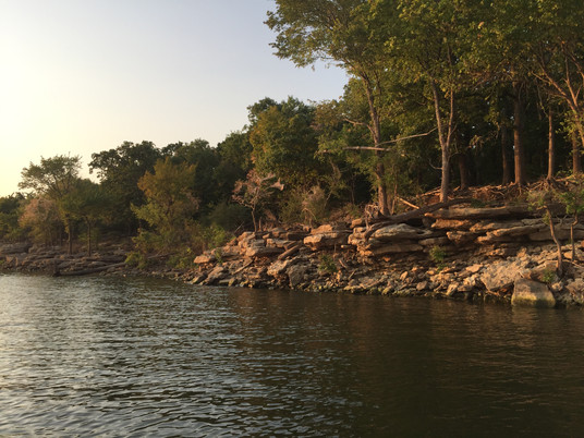 B.A.S.S. Central 2 Fort Gibson Lake