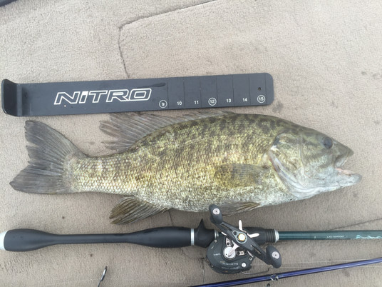 Lake Texoma and the Conclusion of the 2015 FLW Rayovac