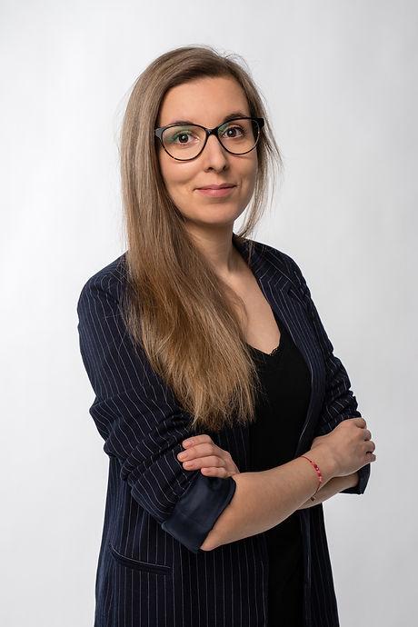 mgr Marta Zielińska psycholog Warszawa