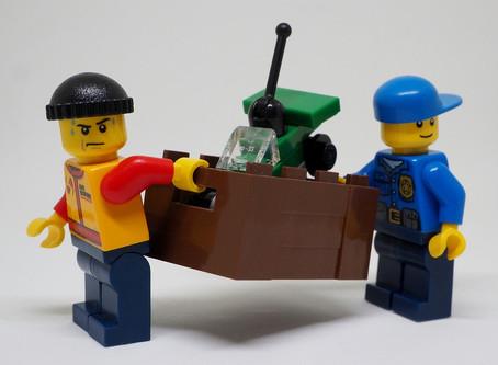 Il gioco con i Lego come laboratorio ludico educativo.