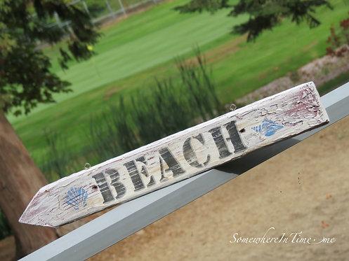 Beach Picket Arrow
