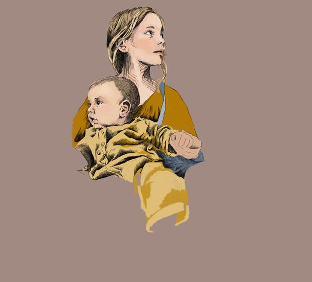 Niños amarillos