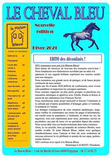 Le Cheval Bleu N°23