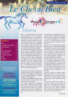 Le Cheval Bleu N°8