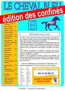 Le Cheval Bleu N°22