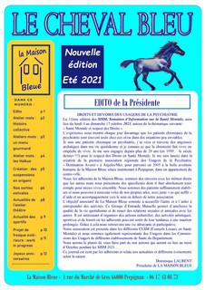 Le Cheval Bleu N°25