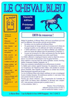 Le Cheval Bleu N°24
