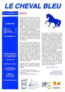 Le Cheval Bleu N°21