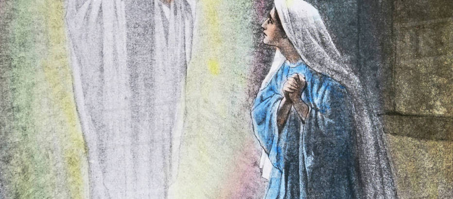 Reflections on the First Joyful Mysteries of the Rosary (Annunciation)