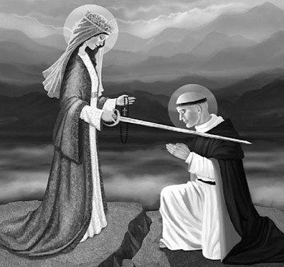 Become a Marian Militia by Praying the Rosary