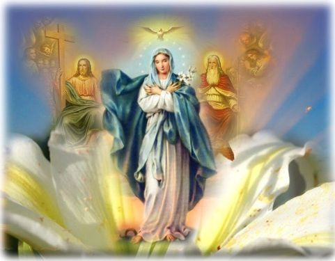 Mary is the Gate of Heaven