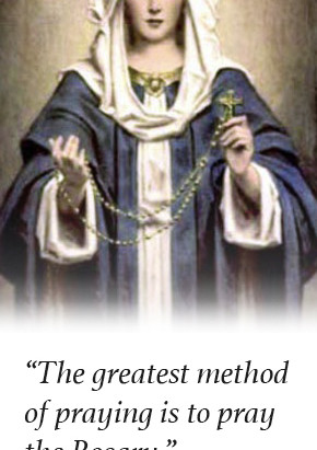 Quotes from the Saints, Popes, and Marian Devotees on the Holy Rosary