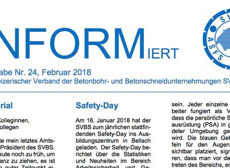 Newsletter INFORMiert Nr. 24
