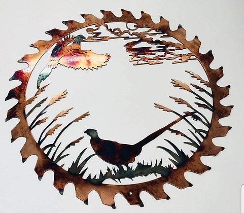 Pheasant Sawblade