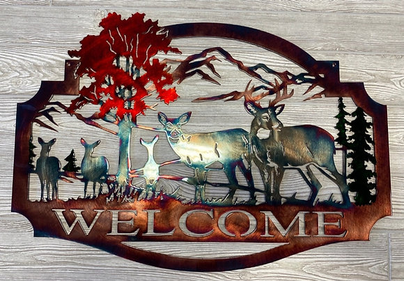 Welcome Whitetail