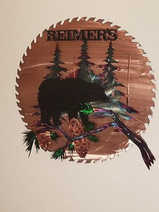 Reimer  (custom sawblade)
