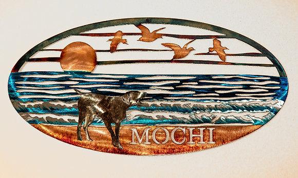"""""""Mochi"""" (Custom Work)"""