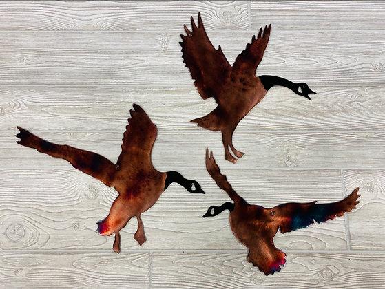 3 Goose Set