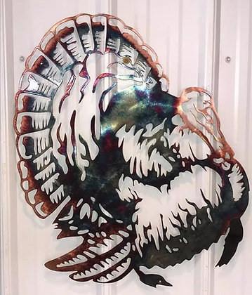 Full Strut Turkey