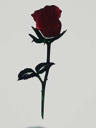 Single Rose (2 sizes)