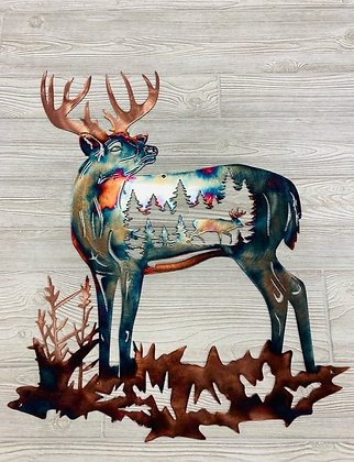Pine Ghost Whitetail