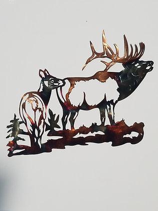 She's Mine Elk