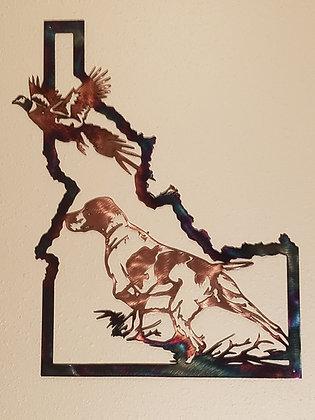 Idaho Gsp w/pheasant