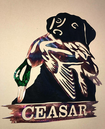 Ceasar  (custom work)