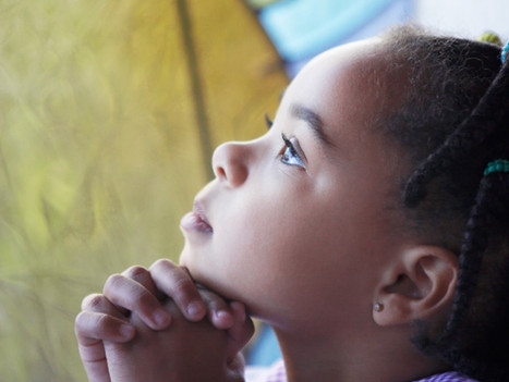 Who Am I? Devotional Series Day 2: A Child of God