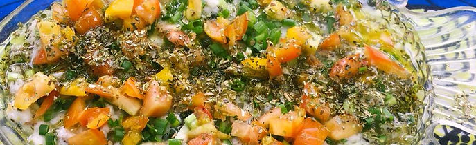sierra leone fresh seafood ceviche carpa