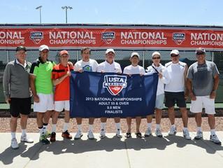 Men's 9.0 National Finalists