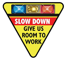 Slow Down give us room to work