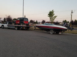 TOWING TOYS
