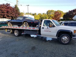 PROJECT CAR TOWS