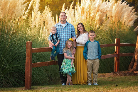 Salcedo Family