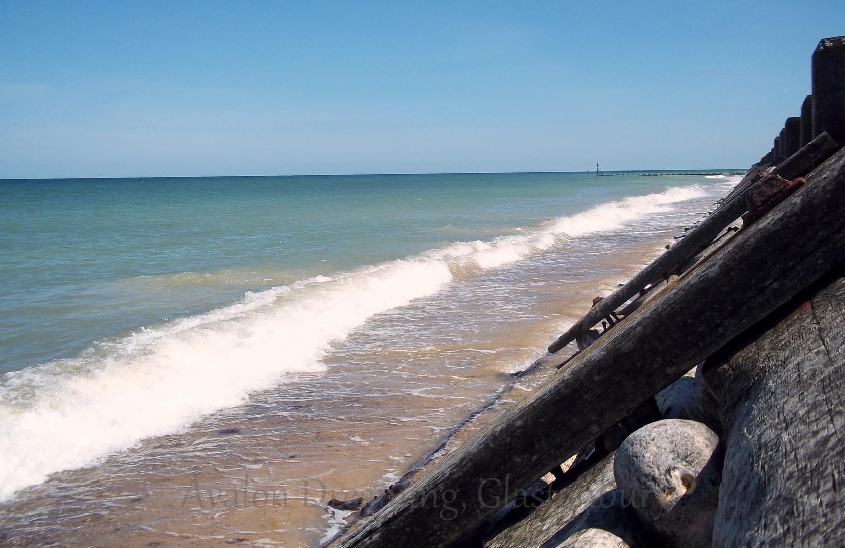 West Runton Beach Norfolk