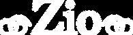 Zio Casual Italian Logo | White