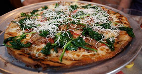 Grilled Pizza | Zio Casual Italian