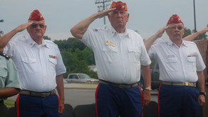 Statesville High School Memorial Day Ceremony