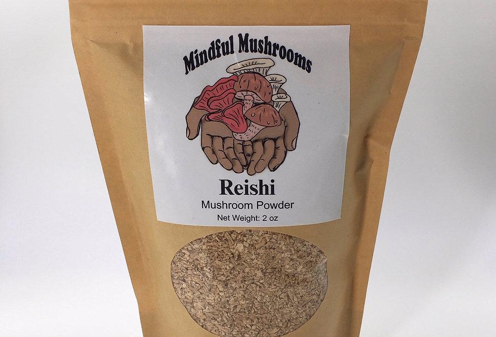 Reishi Raw Mushroom Powder