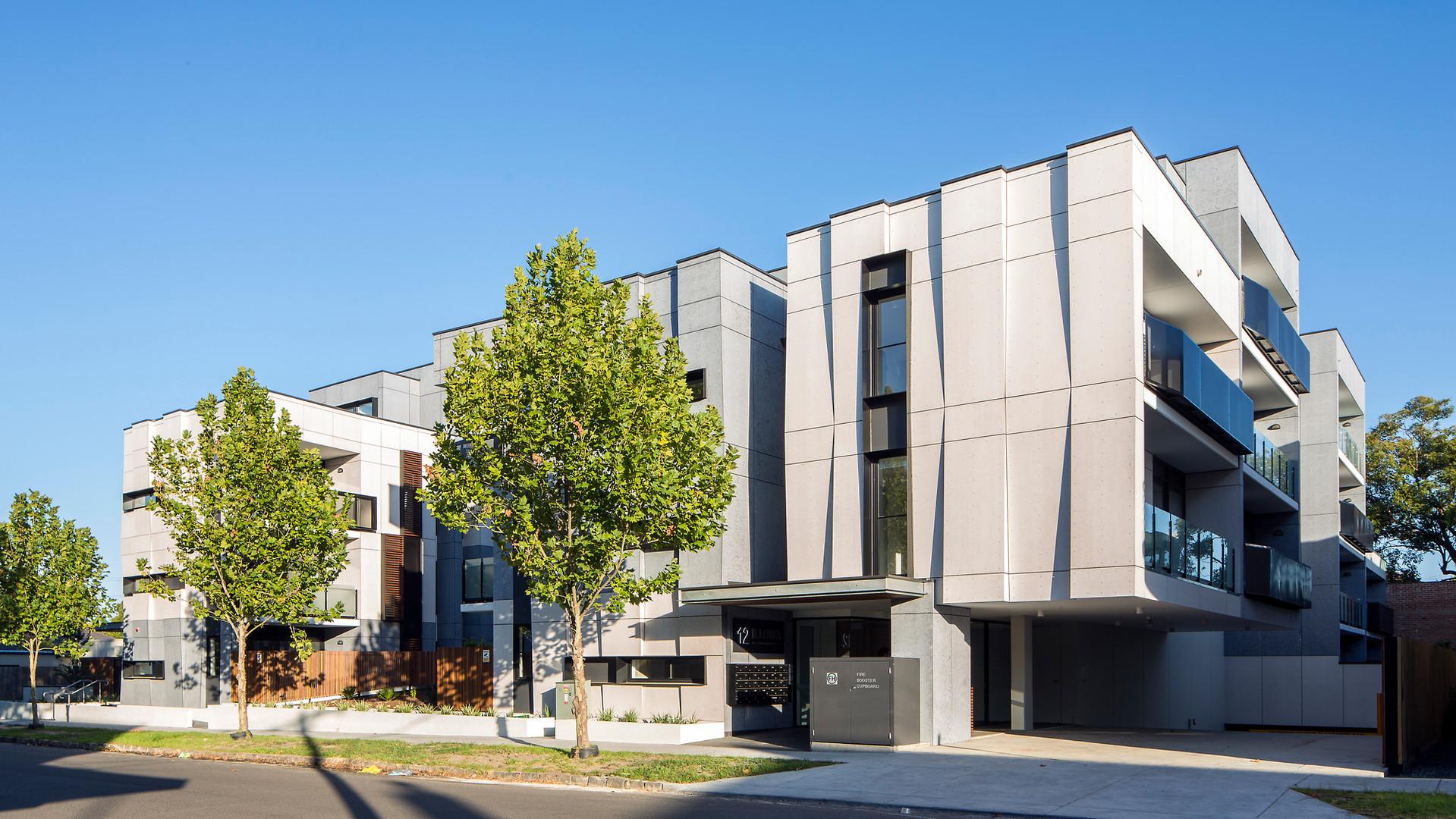 Illowa Apartments, Malvern East