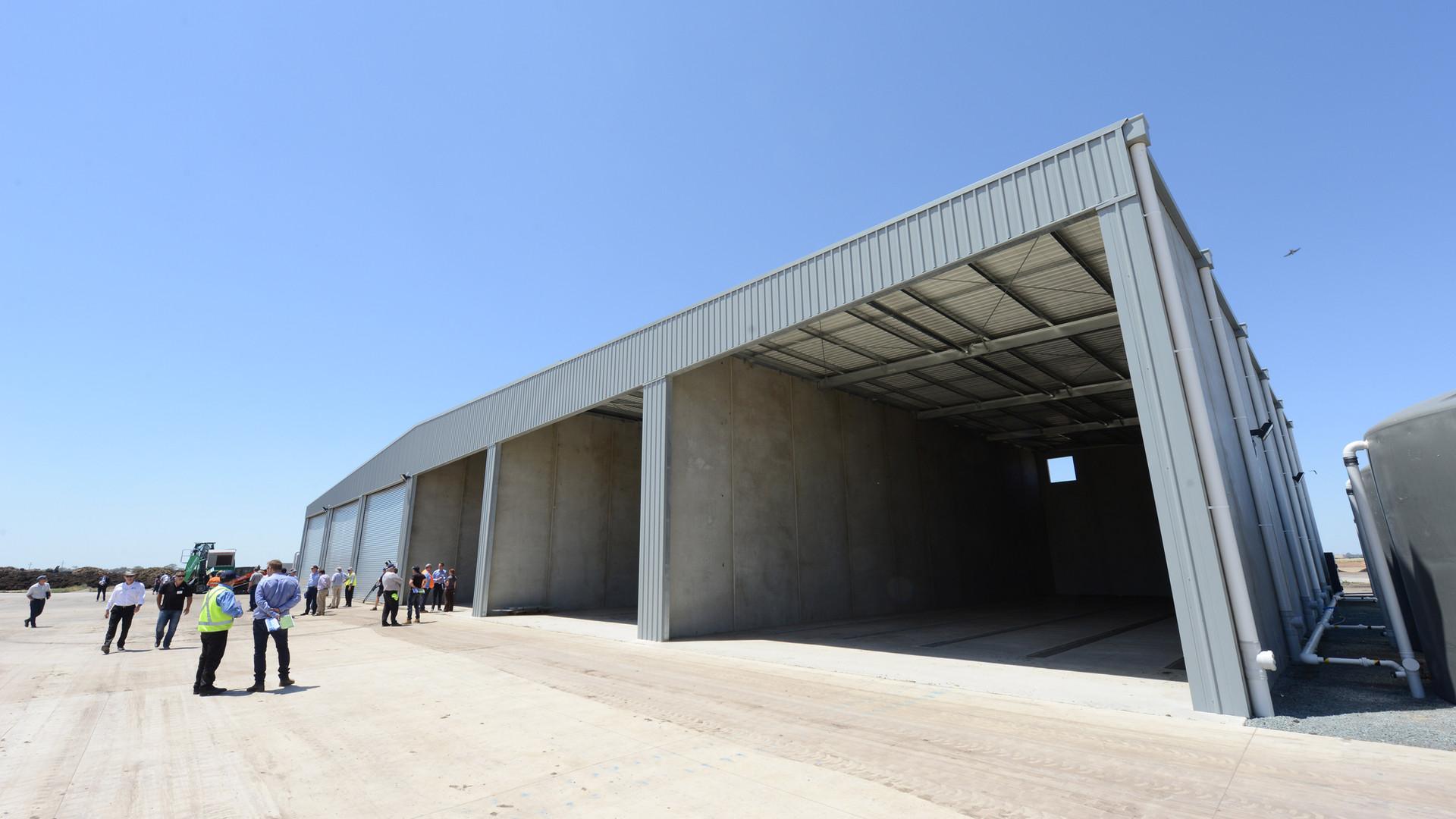 Biomix Facility