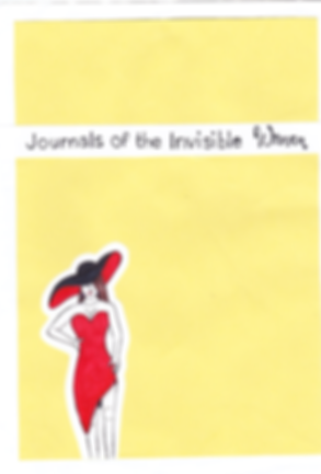 journals on the invisible woman