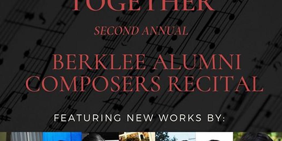 Alone Together: Second Annual Berklee Alumni Composers Recital