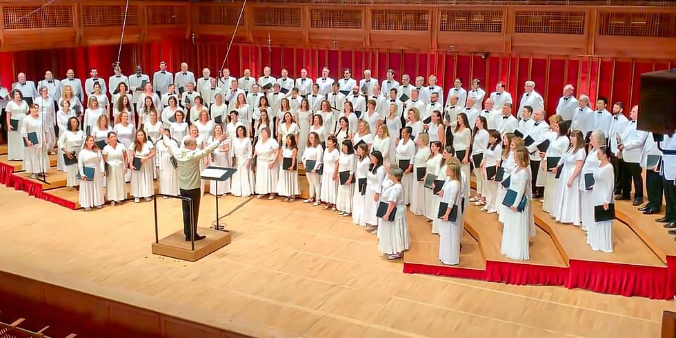 Tanglewood Festival Chorus with the Boston Symphony Orchestra